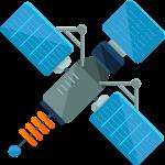 satellite-laser