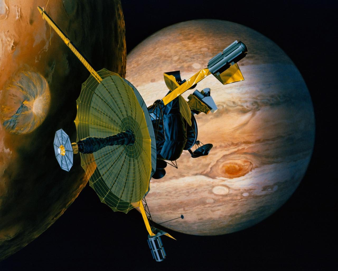 Planet Jupiter | The Solar System's Gas Giant - Spaceopedia