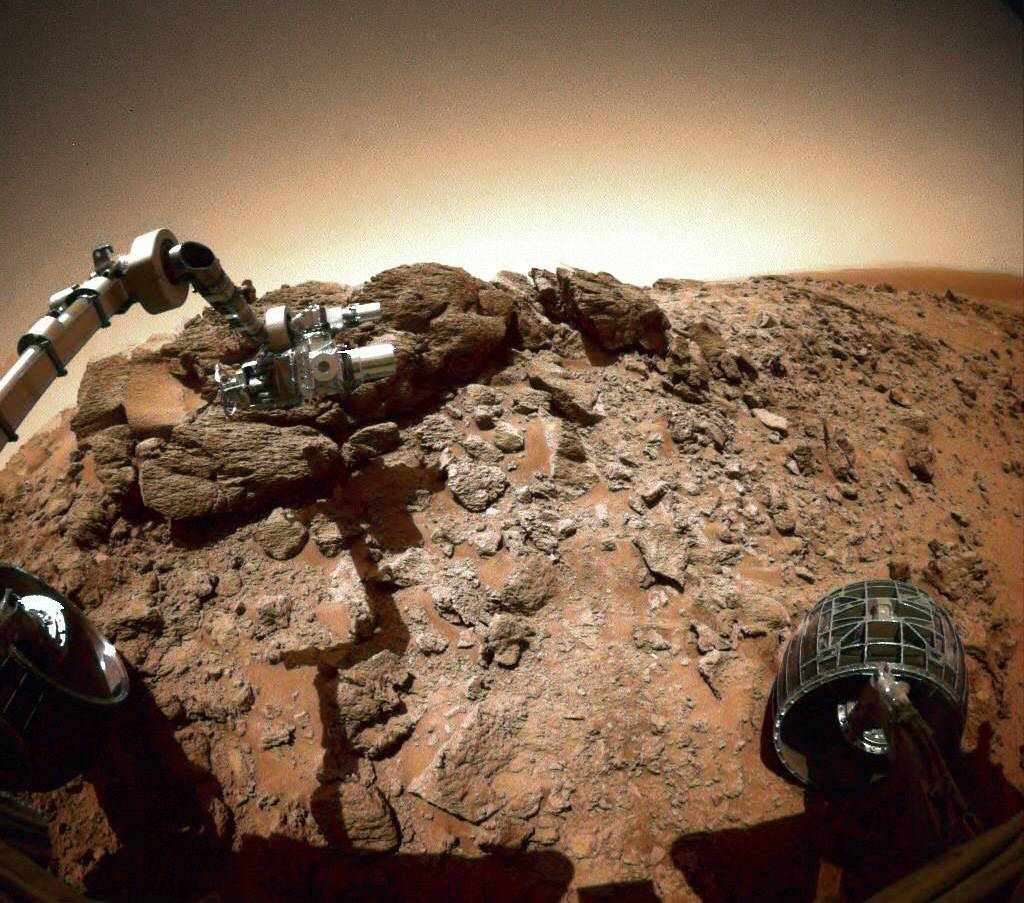 facts about mars rover spirit - photo #10